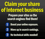 how to get a website on all of the search engines?